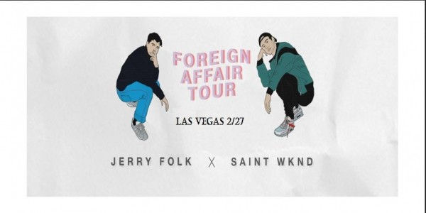NFBN w/ Jerry Folk + SAINT WKND