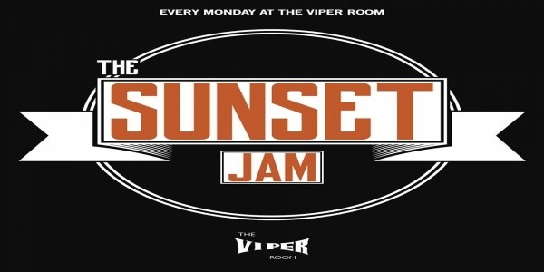 "THE SUNSET JAM #107: ""SO 80's"" NIGHT"