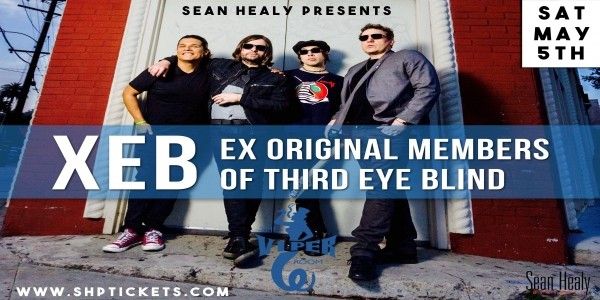 XEB (original members of Third Eye Blind), Still Rebel