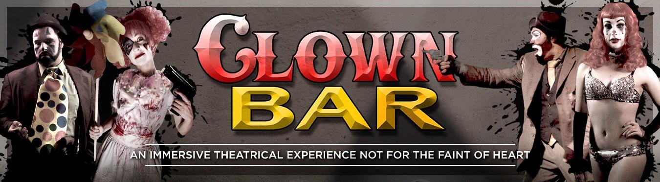 Clown Bar Header