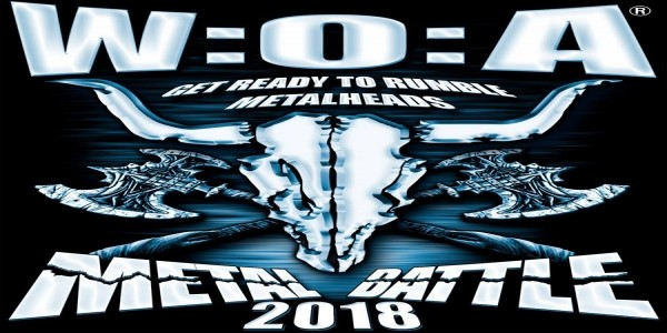Wacken Metal Battle USA 2018: California Regional Final