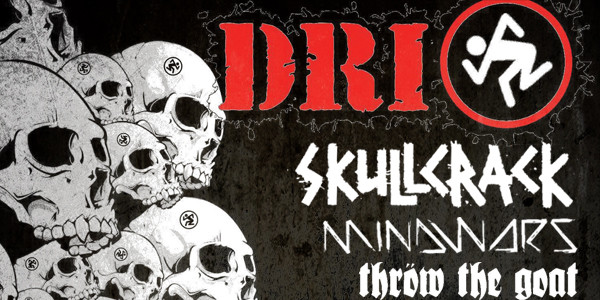 DRI, Skullcrack, Mindwars