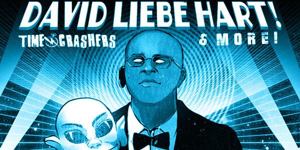 David Liebe Hart (as seen on Adult Swim)
