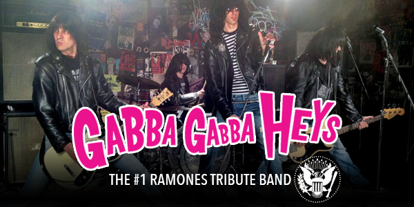 GABBA GABBA HEYS: Tribute To The Ramones w/ Dirty Deeds, Priest Unleashed