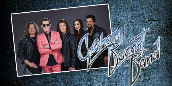 "Graham Bonnet Band: 35 Years Of ""No Parole From Rock N Roll"""