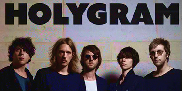 HOLYGRAM w/ EGRETS ON ERGOT, READERSHIP HOSTILE, NIGHT TONGUE, NIGHTNIGHT