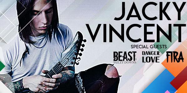 Jacky Vincent
