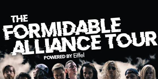 FORMIDABLE ALLIANCE TOUR