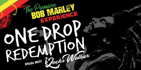 AN INTIMATE NIGHT w/ ONE DROP REDEMPTION, and SPECIAL GUEST ILOCKS WALKER