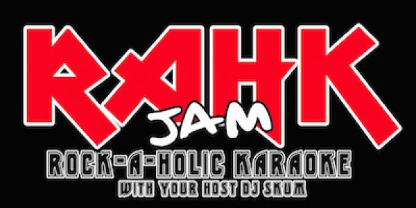 RAHK KARAOKE w/ DJ SKUM, GLENN CANNON & THE DAMAGE DONE