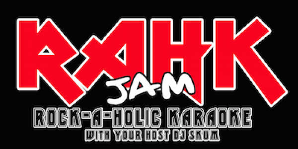 RAHK KARAOKE w/ DJ SKUM