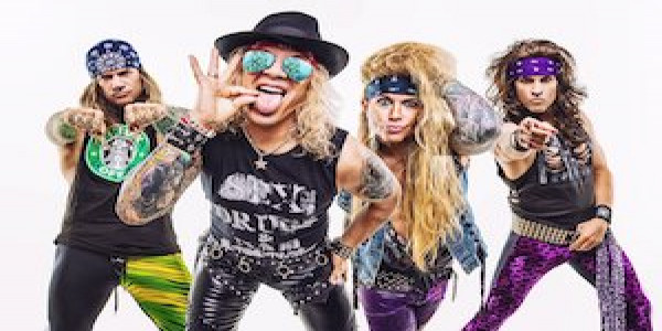 The Halloweenie Ride Livescream with Steel Panther