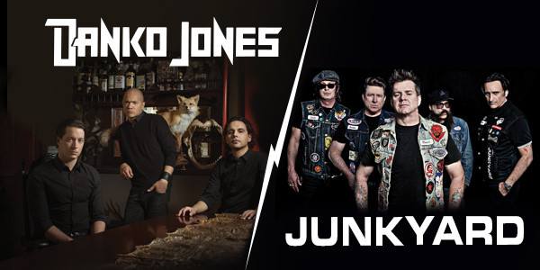 DANKO JONES | JUNKYARD