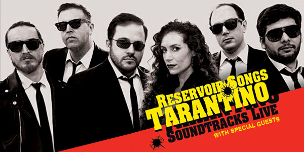 RESERVOIR SONGS w/ SPECIAL GUESTS