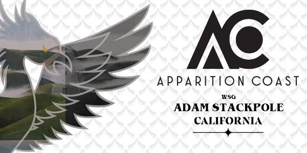 APPARITION COAST, ADAM STACKPOLE, CALIFORNIA