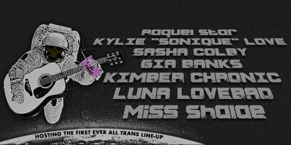 "MISS SHALAE, KYLIE""SONIQUE""LOVE, SASHA COLBY,GIA BANKS, KIMBER CHRONIC, LUNA LOVEBAD, RAQUEL STAR"