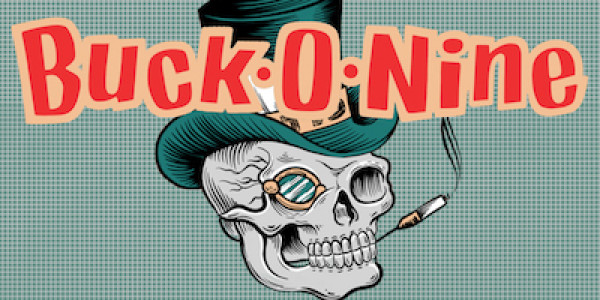 BUCK-O-NINE w/ Johnny Madcap & The Distractions, Skapeche Mode