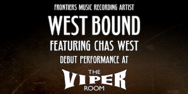 WEST BOUND ft. CHAS WES , w/ Special Guest BRIAN TICHY & FRIENDS