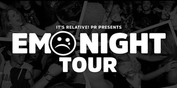 The EMO Night Tour