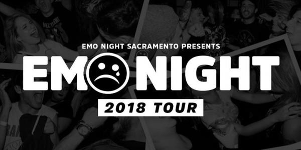 EMO NIGHT 2018 TOUR