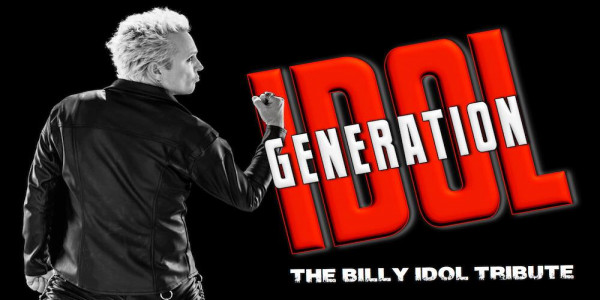 GENERATION IDOL w/ A Dustland Fairytale (The Killers Tribute), Mad Fer It (Oasis Tribute)