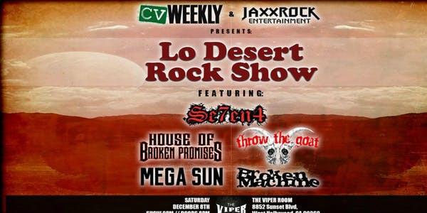 LO DESERT ROCK SHOW