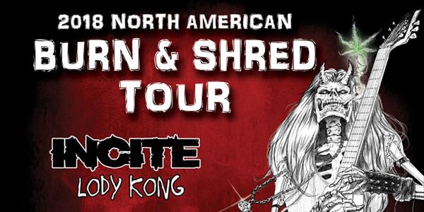 INCITE + Lody Kong
